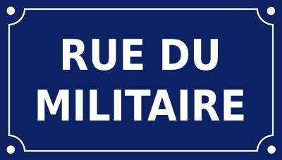 Rue Du Militaire