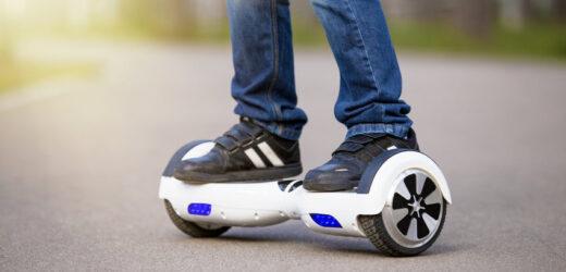 Pour quelles activités faut-il avoir un hoverboard électronique